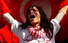 """Martine Gozlan cite l'essai de Djemila Benhabib """"L'automne des femmes arabes"""" dans son billet du 19/04/13 """"De la place des femmes dans les révolutions""""."""