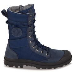 Pampa Tactical Boot Men's Navy, $110, now featured on Fab.