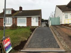 Take a look at some pictures of a new block paving driveway completed by SD Home Improvements in Longwell Green, Bristol. We dug out and removed the old concrete driveway. Then we installed a new 804 stone base and compacted it down. Our team topped it with a hardcore membrane to prevent any unwanted weed […]
