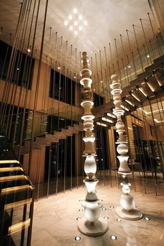 DESTINATION DESIGN: SWISSTOUCHES HOTEL XI'AN