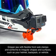Do you know that there are different types of motorcycle mount, snowboard helmet mount, hockey helmet camera mount. And which gopro helmet mount would be best for you to take. Gopro Helmet Mount, Different Types Of Motorcycles, Helmet Camera, Hockey Helmet, Motorcycle Types, Clamp, Snowboard, Action, Helmets