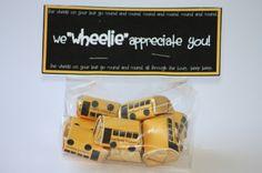 Bus Driver gift idea