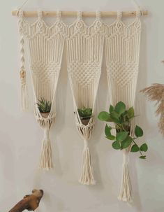 I think this is the best gift to express your love since we literally macrame the heart into it:)  #macramewallhanging #macrameplanthanger #hangingplants #verticalgardening #houseplants #macrameheart #Etsy #Etsyfinds #macramepattern #bohobedroom #nurserywalldecor #fiberwallart #bohotapestry #housewarminggifts #plantlovergifts #handmadegifts #handmade #largewallhanging #bohemiandecor #overthebed #tapestryweaving #diywallart #interiordecor #gardening Large Macrame Wall Hanging, Macrame Plant Hangers, Floating Garden, Rustic Wedding Backdrops, Hanging Planters, Wall Hanger, Plant Holders, Wall Tapestry, Dip Dyed