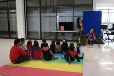 SNCT. Charada de animales para alumnos de Preescolar del Instituto Cultural Grecolatino (20 al 24 de octubre del 2014).