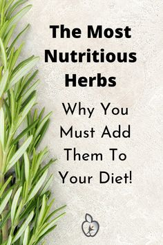 Whether dried or fresh the herbs you use to flavour your food on a regular basis have powerful health benefits. Why adding the top nutritional herbs to your diet can improve your health. #weightloss #healthylifestyle #behappy #liver #herbs #healthylifestyle #cleaneating #eatclean #healthychoices #healthyfood #healthyeating Sage Benefits, Health Benefits, Nutrition Tips, Health And Nutrition, Liver Healthy Foods, How To Relieve Nausea, Cold Symptoms, Mood Enhancers, Health And Wellbeing