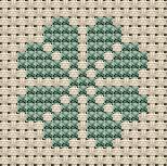 Free Sampler Patterns on blog. lovely design.