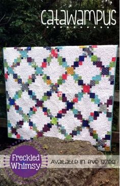 Catawampus Quilt Pattern