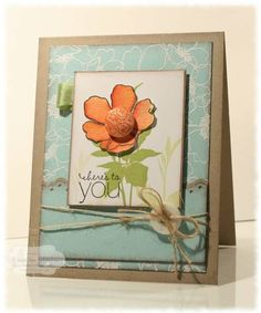 here's to you by prchvs - Cards and Paper Crafts at Splitcoaststampers