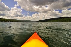 Doesn't this make you want to go kayaking!
