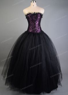 Victorian Style Clothing, Victorian Fashion, Gothic Clothing, Steampunk Clothing, Victorian Gothic, Steampunk Fashion, Gothic Lolita, Punk Dress, Gothic Dress