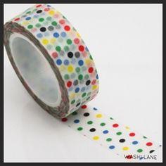 Colourful Polka Dot Frenzy