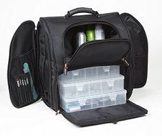 Seya Deluxe Professional Makeup Artist Storage Backpack