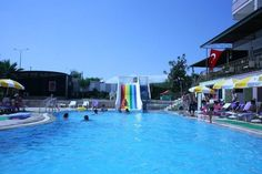 IDEAL BEACH HOTEL in Alanya - Hotels in Türkei