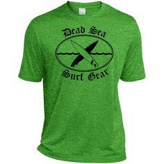 Dead Sea Surf Gear -- Guys Dri-Fit Performance Shirt