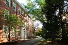 From our friends at Hanover  @hanovercollege - It's funny how even the shade at Hanover College is extraordinary! Classic Hall wears the shade well!#hanovercollege #thatsthebeautyofhanover #summerbreak #goviewyou