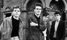 Stephen Wright's shot of The Smiths