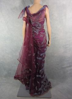 roman gown