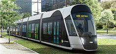 CRÓNICA FERROVIARIA: CAF: Suministrará 63 tranvías a la ciudad de Ámste...