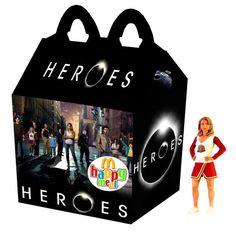 """""""Heroes"""" Happy Meal"""