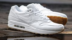 watch 61a72 1eb75 Nike Air Max 1 White Ostrich   Sole Collector New Nike Shoes, Adidas Shoes  Outlet