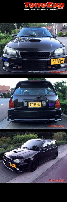 For Sale on TuneZup: #Modified & #Tuned #Toyota #Starlet #Glanza V