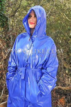 PVC Plastic Vinyl Raincoat Regenmantel rainwear imperméable mac fetish Pacamac   eBay