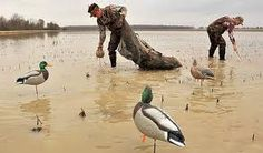 This is an article I wrote about one of my other passions, duck hunting!