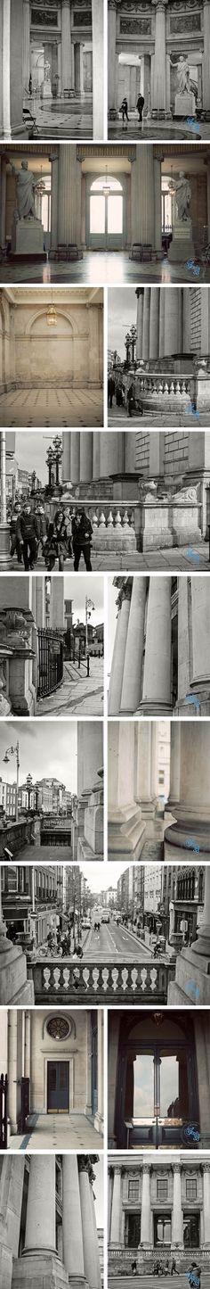 Dublin's #City Hall locations