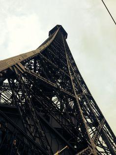 Dame de fer #Paris