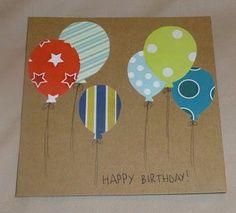 Paper art cards