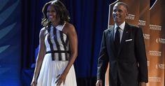 Michelle Obama shares sweet photo to celebrate President Obama's 55th birthday