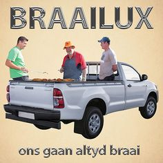 Braailux celebrate card for Kinky Rhino Greeting Cards in South Africa Afrikaanse Quotes, Good Morning Quotes, Cape Town, South Africa, Funny Quotes, Birthdays, Greeting Cards, African, Celebrities