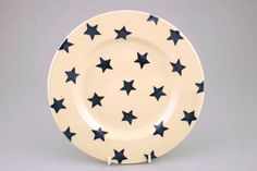 Bridgewater - Blue Star; these would be awesome with red placemats and blue or red plates on top of that, endless possibilities!