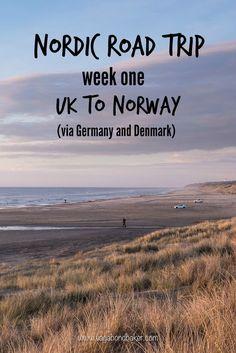 Nordic Road Trip UK to Norway (via Germany and Denmark) http://finelinedrivingacademy.co.uk
