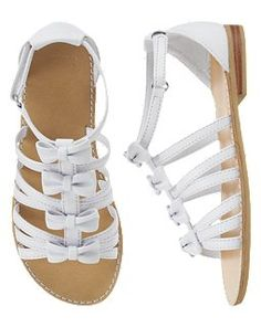 Bow Strappy Sandal