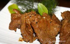 Resep Daging Ungkep Jawa Mudah ~ Javanese Braised Beef Recipe