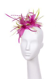 Orquídeas tropicales 2 Tropical orchid 2 Tocados para novias  Weddings accesories