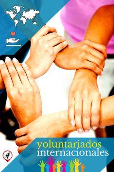 Voluntariados internacionales a los que puede aplicar ya. Blog, Traveling, Libros, Blogging