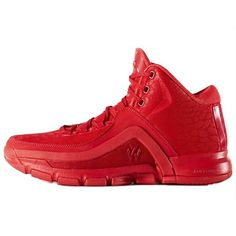 Chaussures performance Adidas John Wall 2 rouges S84963