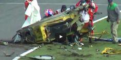 Inikah Kecelakaan Ferrari Paling Mengerikan? - INILAH.com