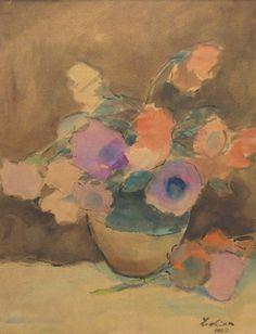 Painting Still Life, Claude Monet, Anemone, Vermont, Modern Art, Abstract Art, Landscape, Heavenly, Teaching Resources