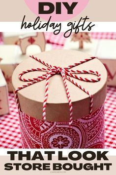 35 Gorgeous DIY Holiday Gifts for Bath & Beauty Lovers! These DIY holiday gift ideas make fab stocking stuffers too! Craft easy DIY holiday gifts like a DIY 3-ingredient peppermint soap or cheeky snowball Christmas ornaments to gift to friends and loved ones this Christmas holiday season! You're family will love these unique OOAK handmade Christmas gifts. Give the gift of handmade this winter holiday season with these DIY holiday gift ideas that look store bought! #holidaygifts #diygifts Diy Holiday Gifts, Christmas Gift For You, Handmade Christmas Gifts, Valentine Gifts, Handmade Gifts, Christmas Holidays, Winter Holidays, Christmas Ornaments, Diy Gifts For Friends