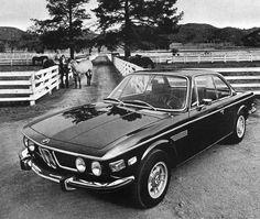 BMW 3.0 CS / E9