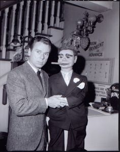 From The Twilight Zone - Caesar And Me, Season 5. Starring Jackie Cooper