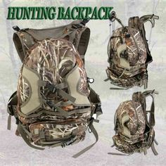 """Tactical Backpack Outdoor Camping Hiking Hunting Bow Rifle Holder Carry Pack Bag View """"Tactical Backpack Outdoor Camping Hiking Hunting Bow Rifle Holder Carry Pack Bag"""" on eBay Price: 52.24 Payments: Ends on : The post Tactical Backpack exterior Camping Hiking Hunting Bow Rifle Holder Carr… appeared first on BookCheapTravels.com."""