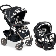 Chaperone Travel System - Cowmooflage Seriously tho-- this IS an essential! :) :) Britax Chaperone Travel System - CowmooflageSeriously tho-- this IS an essential! Baby Kind, Our Baby, Baby Love, Car Seat And Stroller, Baby Car Seats, Cow Nursery, Western Babies, Traveling With Baby, Baby Sewing