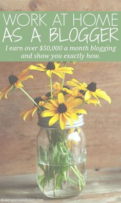 Do you want to work from home as a blogger? Check out these tips! Michelle makes over $50,000 a month from the comfort of her home and loves what she does! So awesome! (scheduled via http://www.tailwindapp.com?utm_source=pinterest&utm_medium=twpin&utm_con
