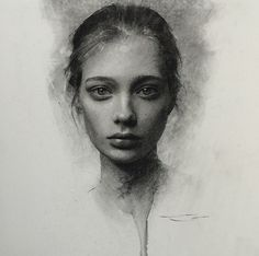 casey baugh charcoal artwork - Google Search