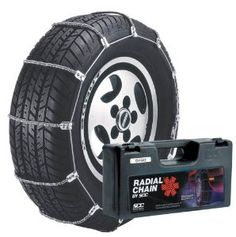 Security Chain Company Radial Chain Cable Traction Tire Chain, Set of 2 in Snow Chains. Snow Chains For Cars, Buick Lucerne, Passat B6, Truck Tyres, Best Tyres, Emergency Vehicles, Car Accessories, Trucks, Cable