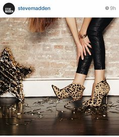 Steve Madden party shoes!
